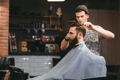 Coiffeur barbe homme Cannes