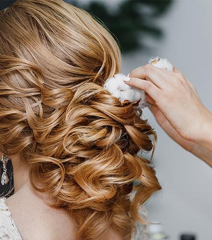 Coiffeur Chignon Mariee Cannes Coiffure Mariage Le Cannet
